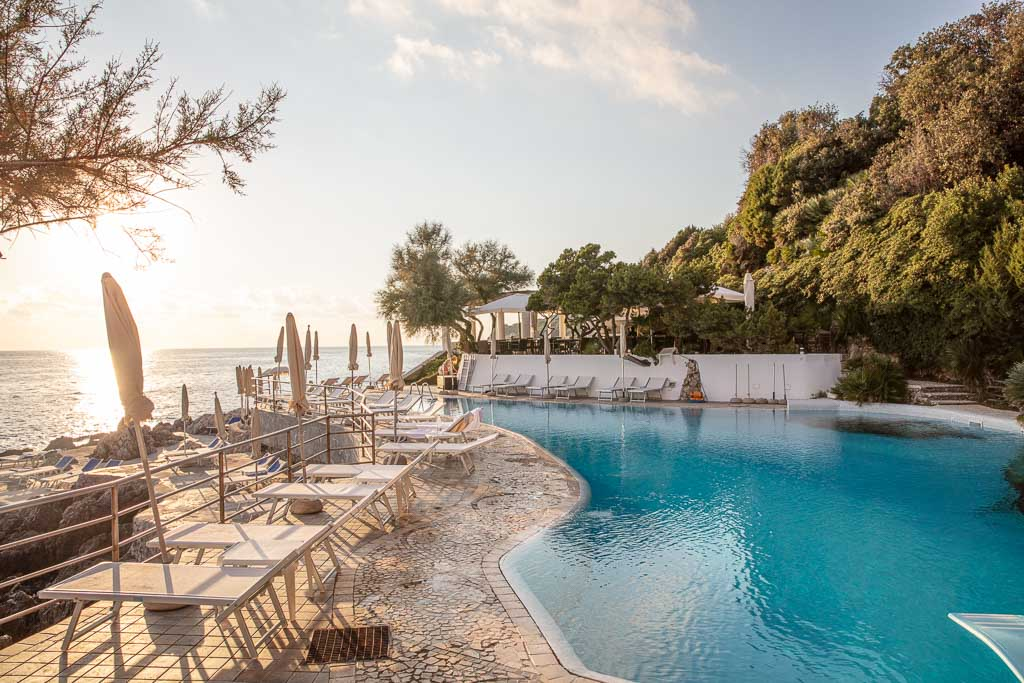 Circeo, San Felica Circeo, Hotel Punta Rossa, Latina, Lazio, Italy