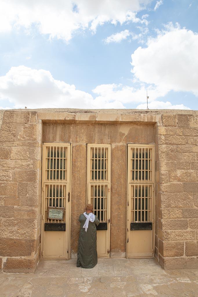 Saqqara, Cairo, Egypt, North Africa, Africa