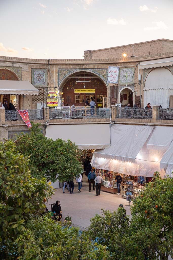 Saray e Moshir, Moshir Saghakhane, Moshir Bazaar, Shiraz, Fars, Pars, Iran