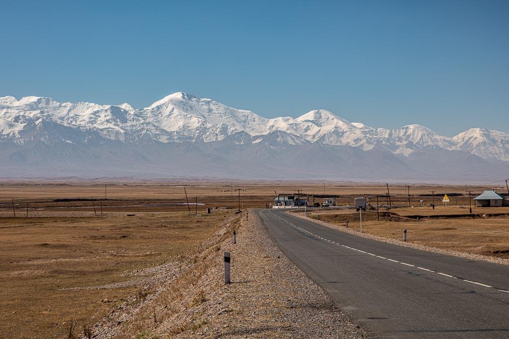 Peak Lenin, Kyrgyzstan, Sary Tash, Pamir, Pamirs, Pamir Mountains