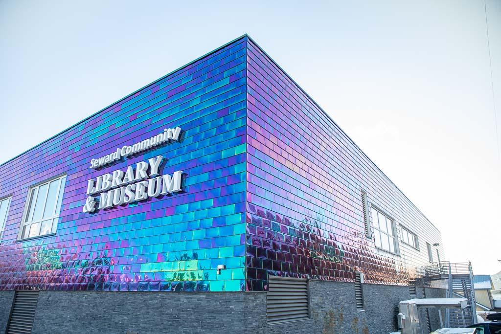 Seward Museum, Seward Library, Seward Museum & Library, Seward, Kenai Peninsula, Alaska