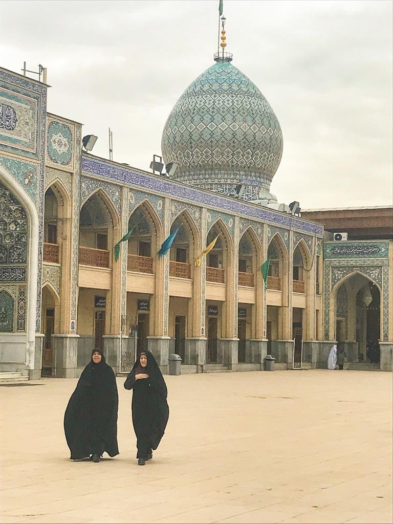 Shah e Cheragh Shine, Shiraz, Fars, Pars, Iran