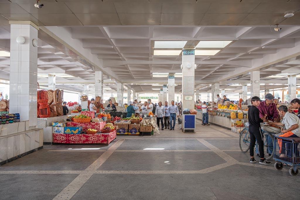 Siob Bazaar, Samarkand, Uzbekistan