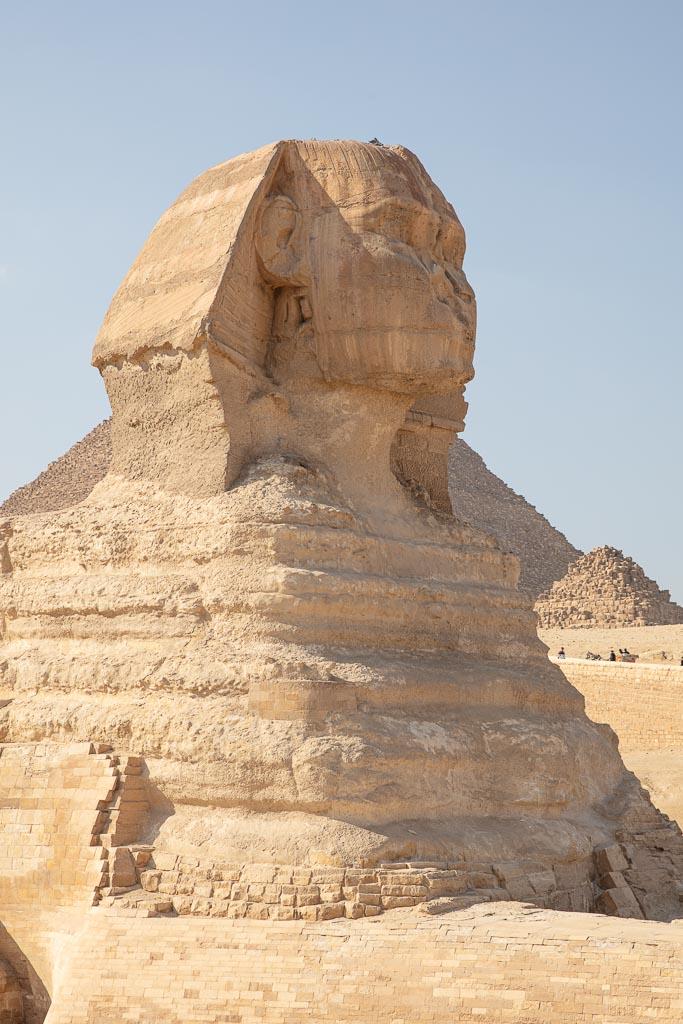 Sphynx, Sphinx, Giza, Cairo, Egypt, Sahara, North Africa, Africa