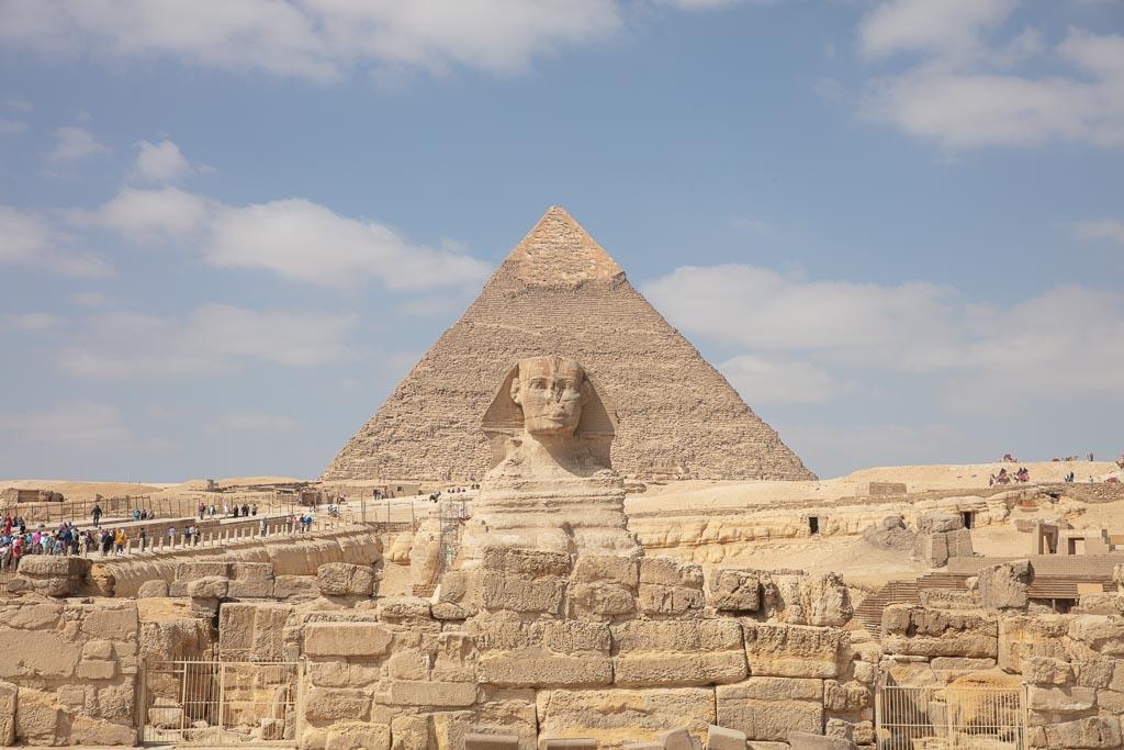 Pyramids of Giza, Giza Pyramids, Khafre, Khafre Pyramid, Sphynx, Sphinx, Giza, Cairo, Egypt