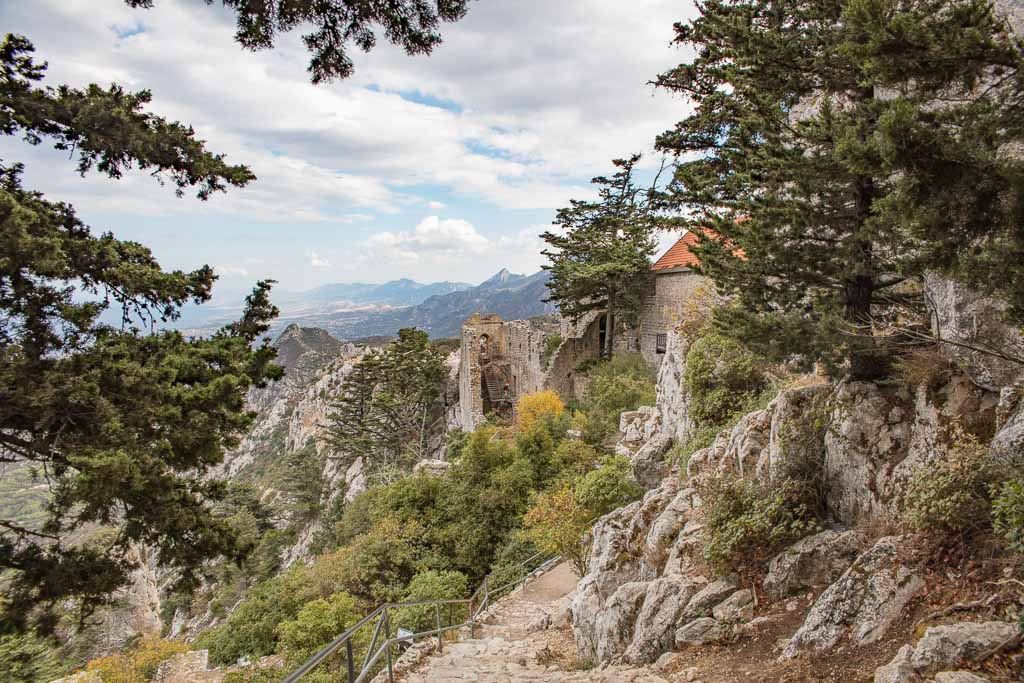 Cyprus, TRNC, Turkish Republic of Northern Cyprus, Northern Cyprus, St. Hilarion, Saint Hilarion, St Hilarion, St. Hilarion Castle, St Hilarion castle, Saint Hilarion castle, St Hilarion Cyprus