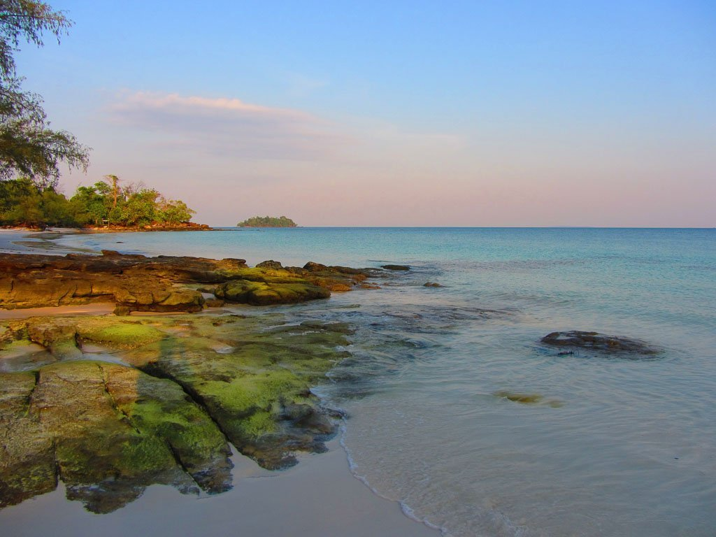 Koh Rong, Cambodia, Koh Tui, Koh Tui beach