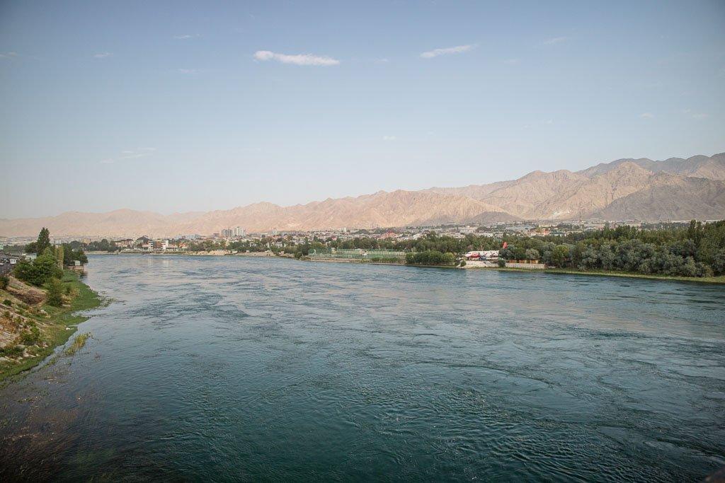 Khujand, Tajikistan, Syr Darya, Sughd