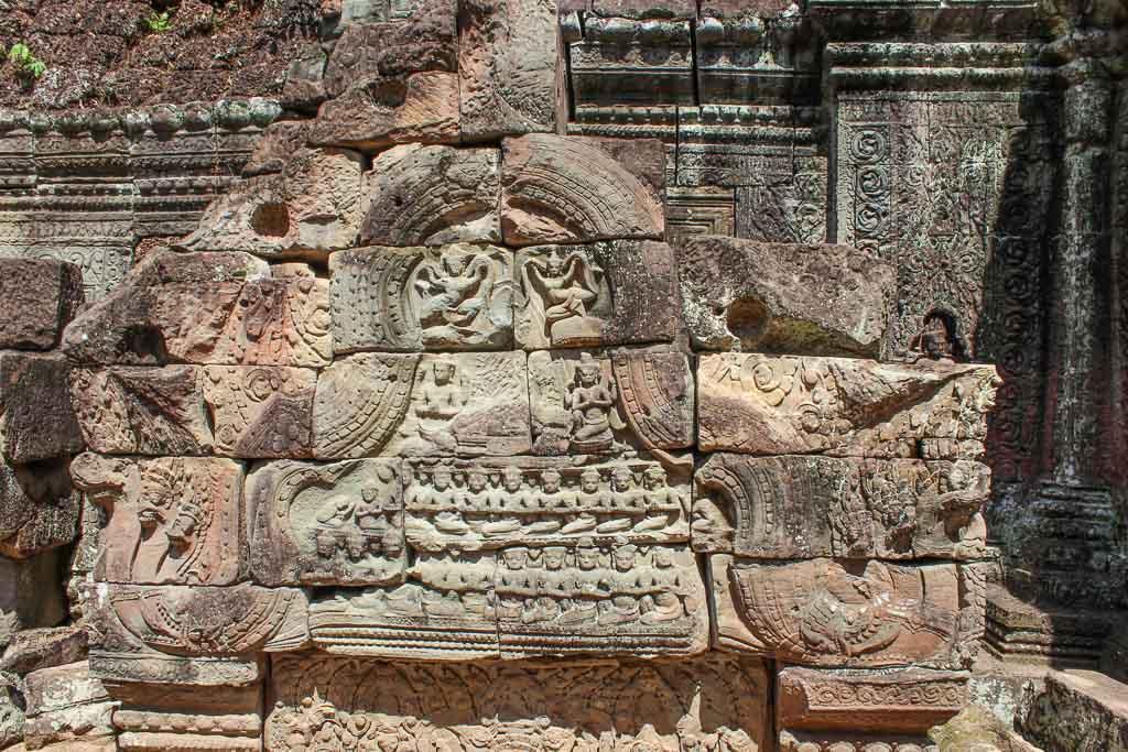 Ta Som, Ta Som temple, Cambodia