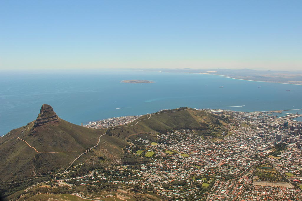 3 day in Cape Town, Table Mountain, Cape Town, Western Cape, South Africa
