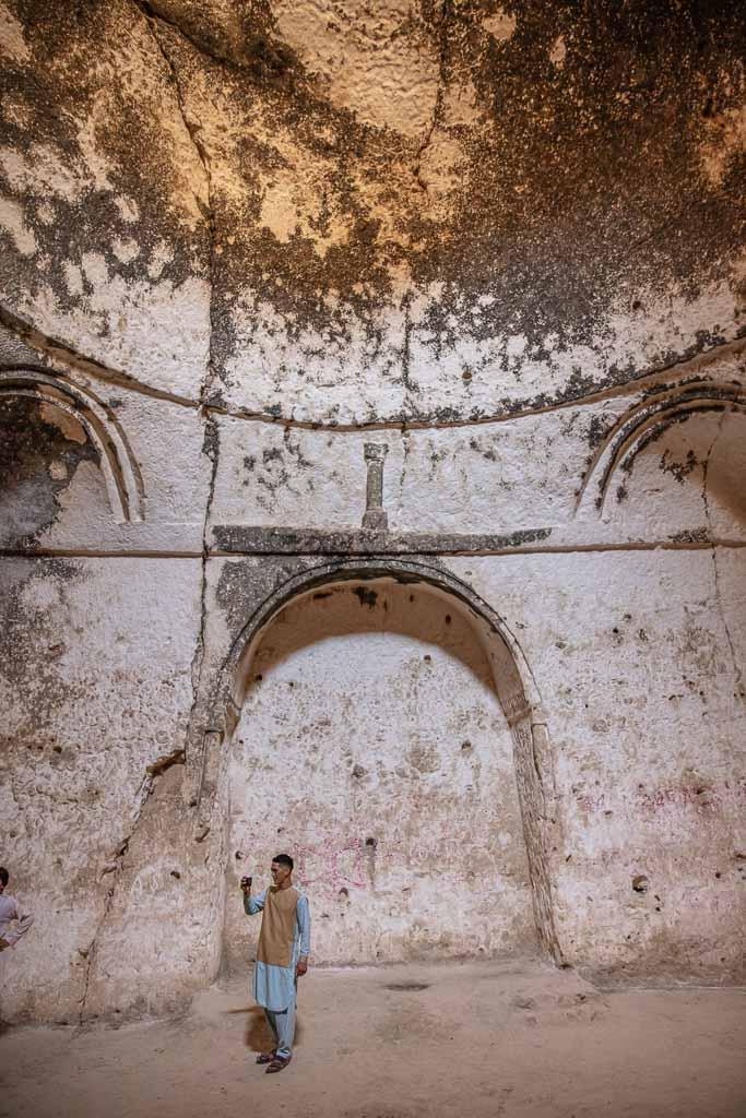 Afghanistan Travel, Afghanistan travel guide, Rustam, Takht e Rustam, Samangan, Afghanistan, Mazar e Sharif day trip, buddhist caves takht e rustam, buddhist caves afghanistan