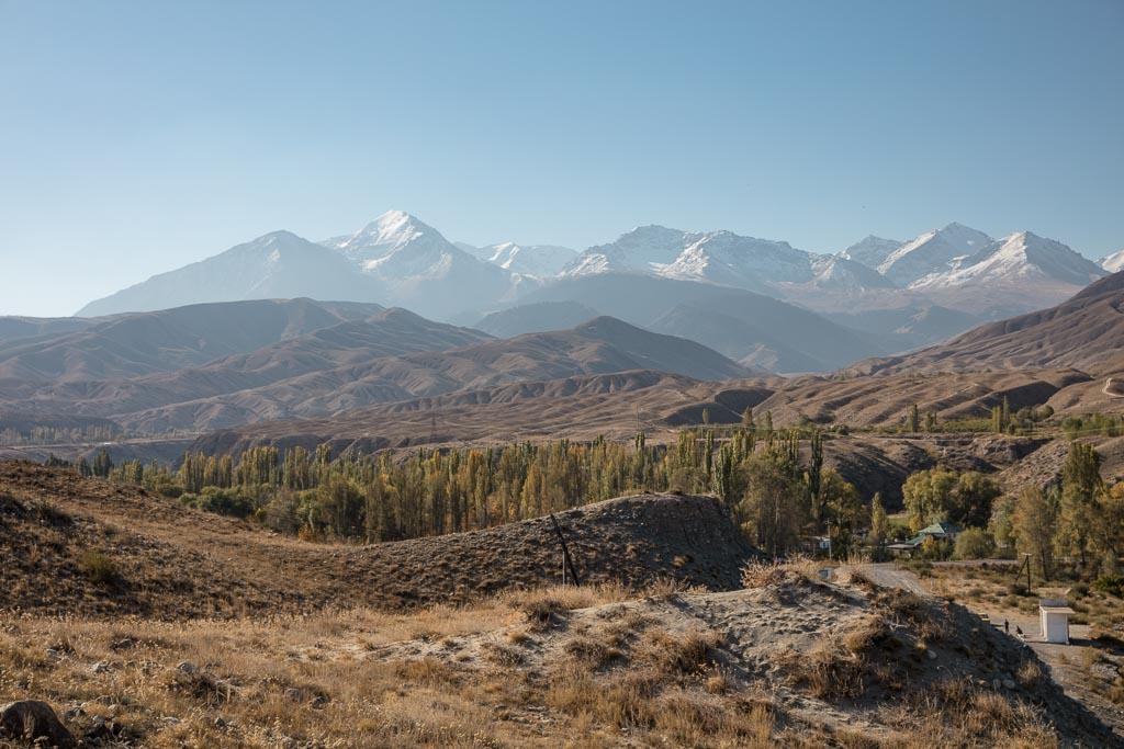 Issykul, Tamga, Tien Shan, Kyrgyzstan Travel Guide, Kyrgyzstan