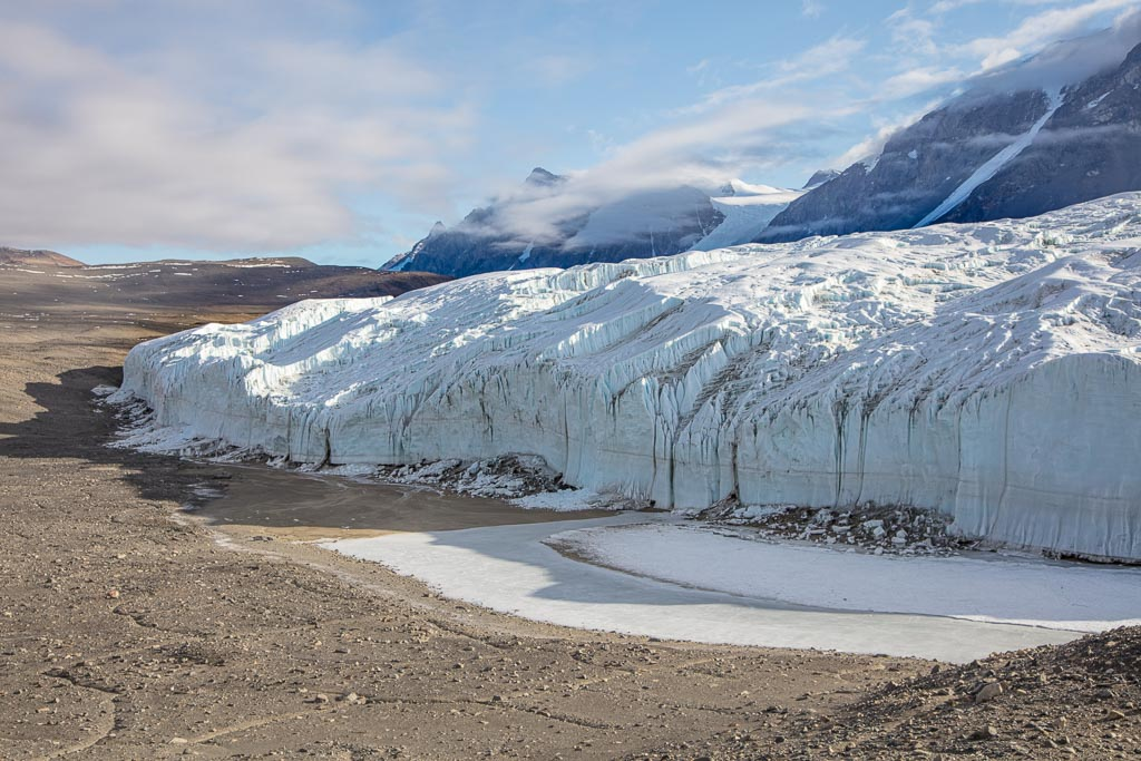 Taylor Dry Valley, McMurdo Dry Valleys, Antarctica