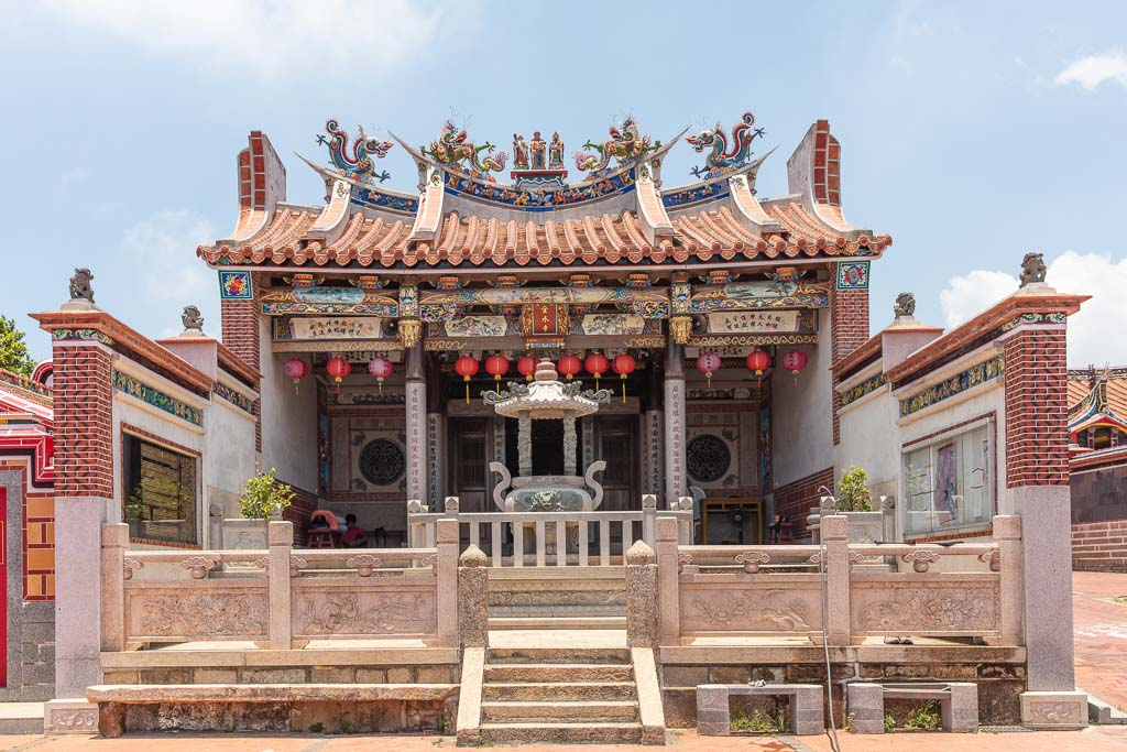 Kinmen, Kinmen Island, Jinmen, Jinmen Island, Taiwan, China, Kinmen Island Travel, Kinmen Travel, Kinmen Temple