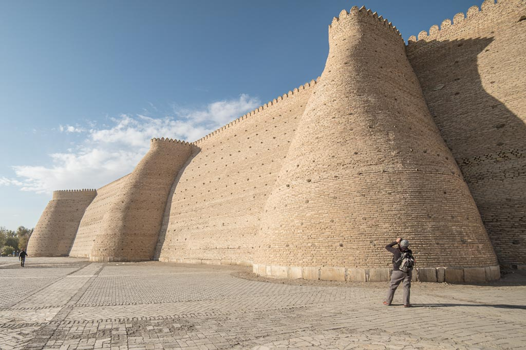 Ark, Bukhara Ark, Uzbekistan