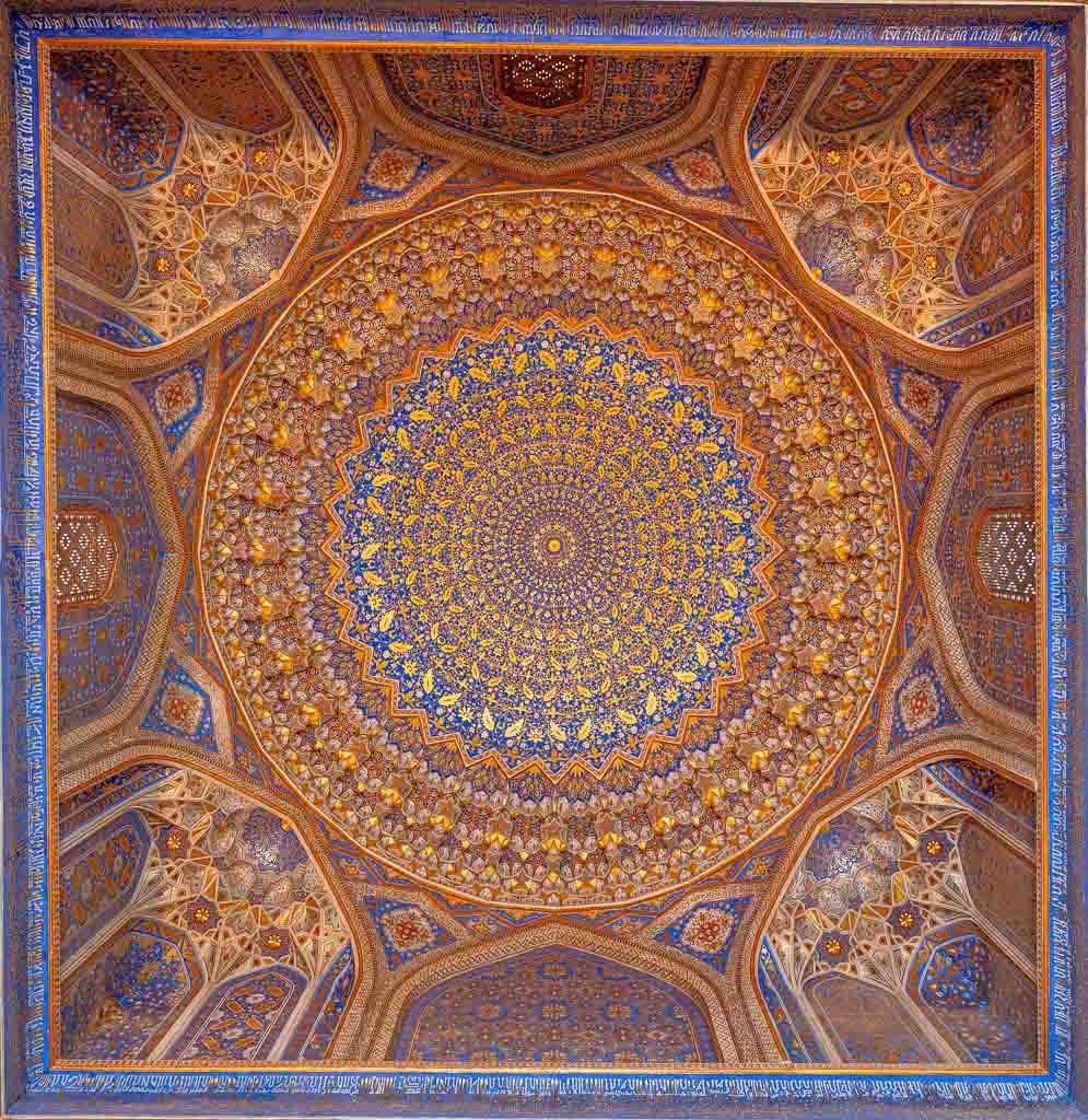 Registan, Uzbekistan, Samarkand, tila Kari, tila qari mosque, tila qari madrasa, tila qari, tila kari mosque, tila kari madrasa