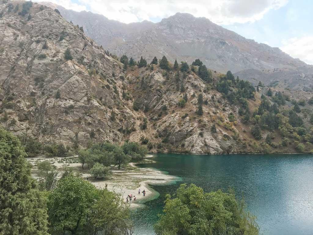 Karatag Valley, Karatag, Tajikistan, Timur Dara, Timur Dara Lake, Fann Mountains