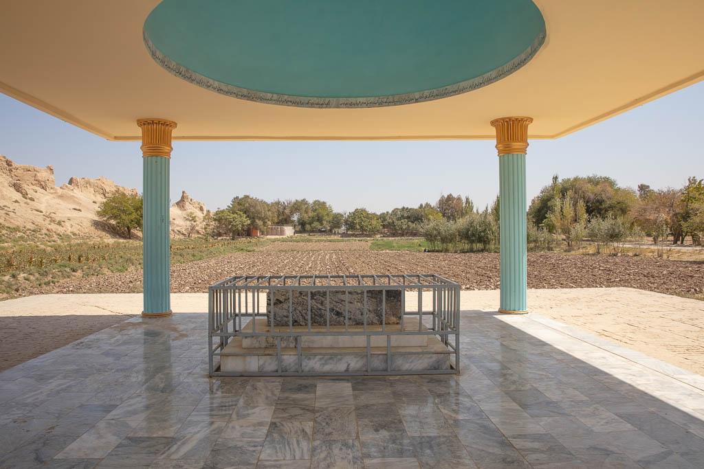 Mullah Mohammed Jon,Mullah Mohammed Jan, Tomb of Mullah Mohammed Jon, Tomb of Mullah Mohammed Jan, Old Balkh, Balkh, Afghanistan, Mazar e Sharif