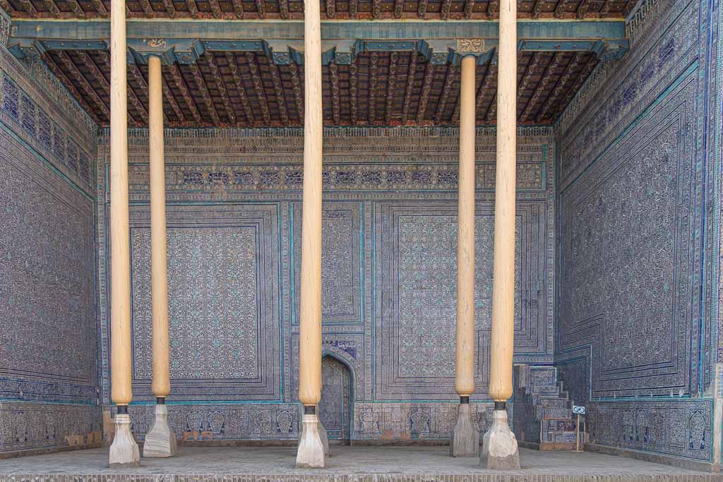 Tosh Havli, Tash Hovli, Khiva, Itchan Qala, Uzbekistan