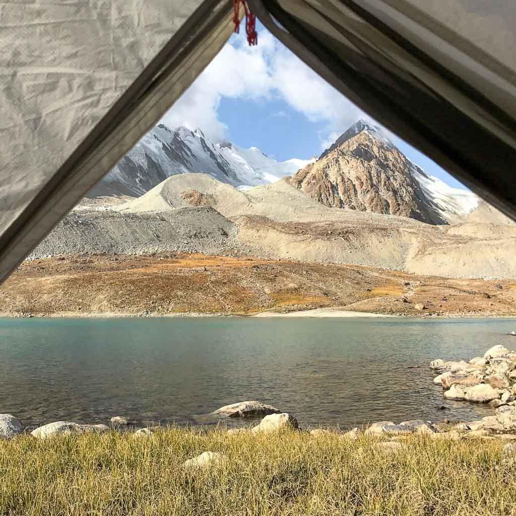Tsaxinkul, Bachor, Bachor Mountain Lakes, Tajikistan, Pamirs, GBAO, Badakhshan, Gorno Badakhshan, Pamir, Pamir Mountains, Bartang