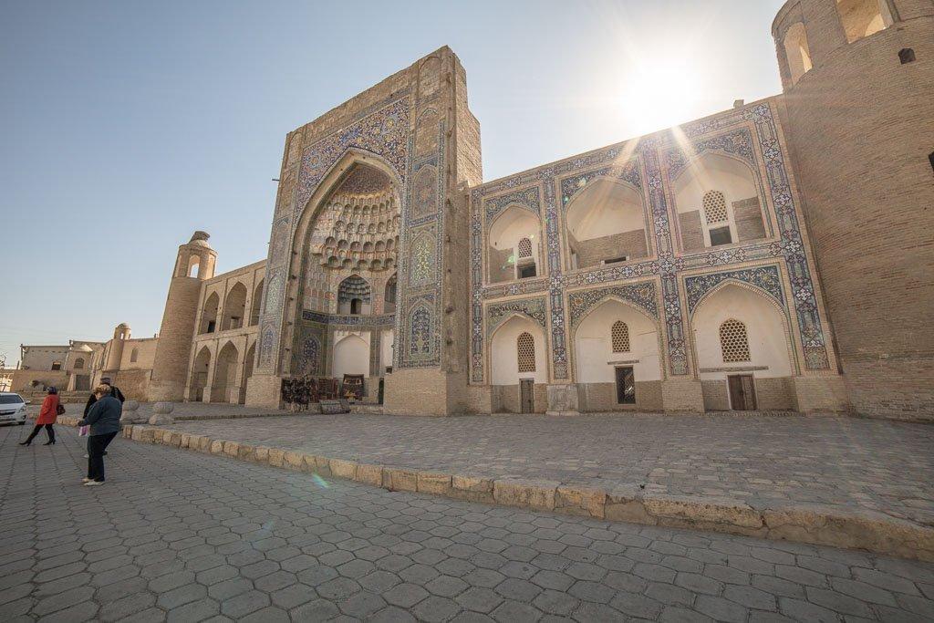 Ulugbek Madrasa, Bukhara, Uzbekistan