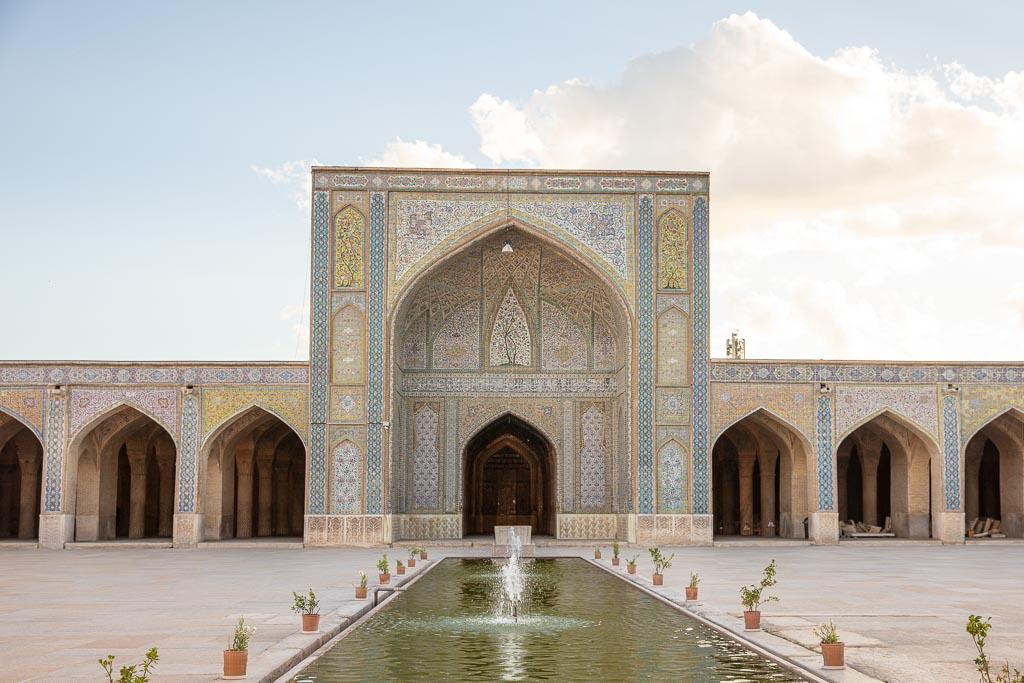 Vakil Mosque, Vakil, Shiraz, Fars, Pars, Iran