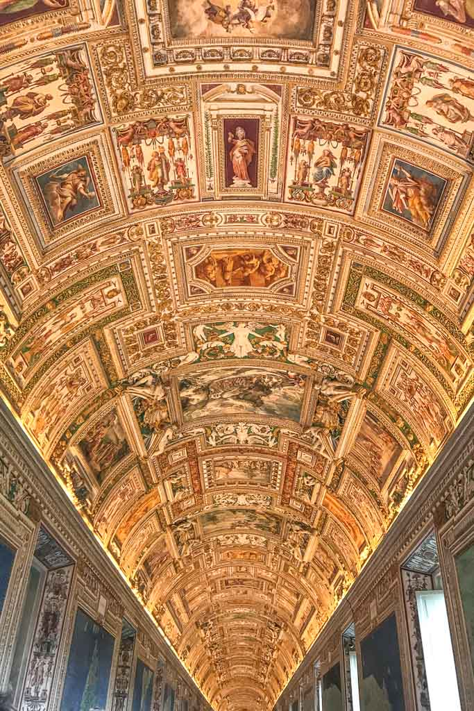 Vatican Museums, Vatican, Vatican City, Rome, Italy