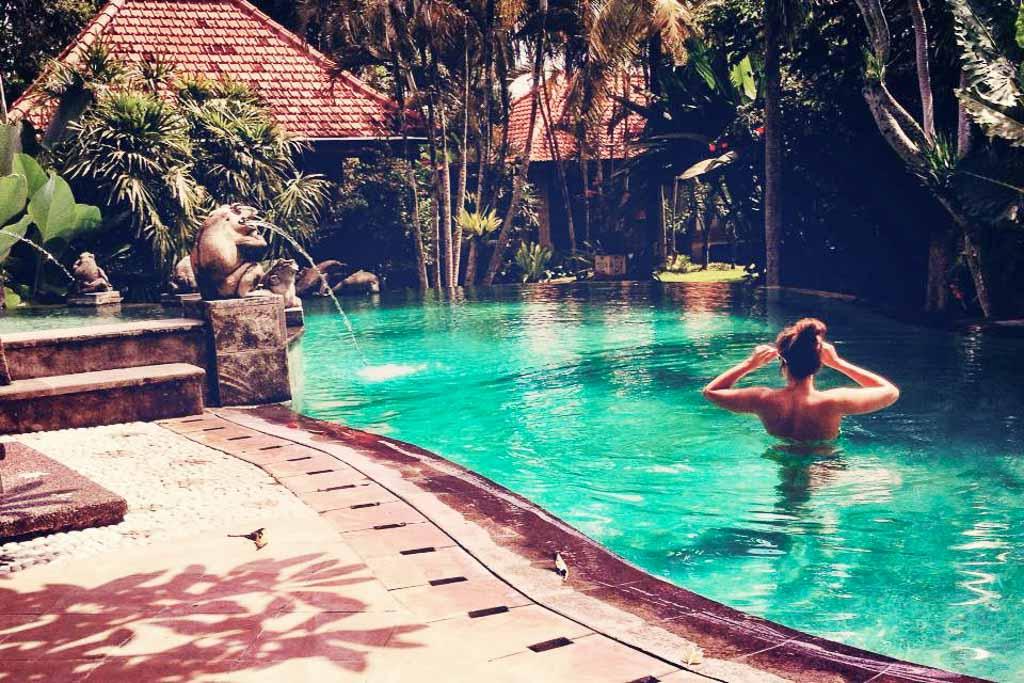 ubud, bali, indonesia, villa sonja