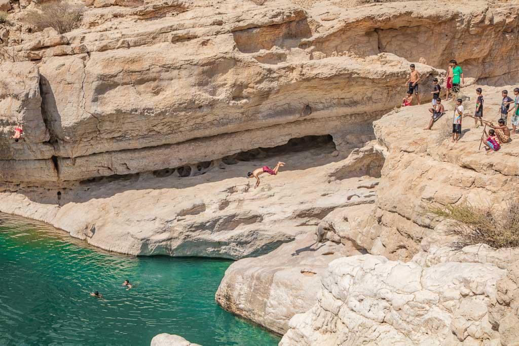 Wadi Bani Khalid, Wadi Bani Khalid Oman, Wadi Oman, Oman Wadi, one week in Oman, 7 days Oman, Oman roadtrip, Oman road trip
