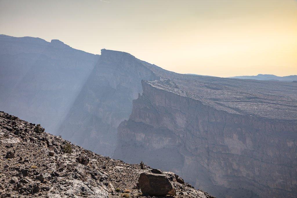 Jebel Shams, Wadi Ghul, Grand Canyon of Arabia, One week in Oman, 7 days Oman, Oman roadtrip, Oman road trip, Oman road trip one week