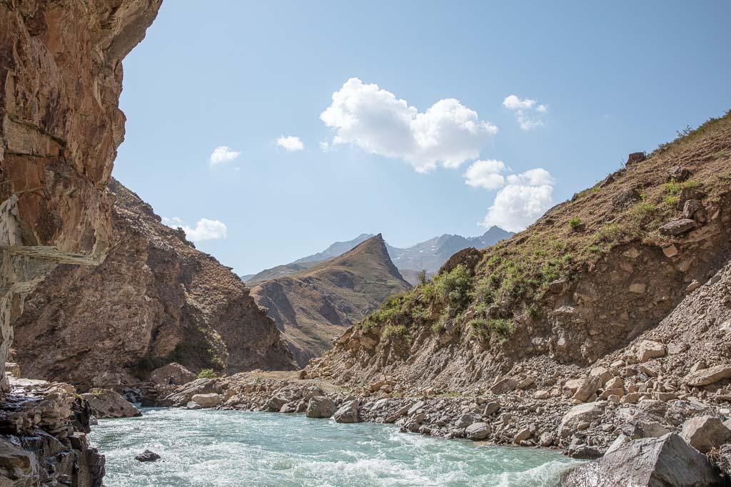 Yagnob, Yagnob Valley, Tajikistan, Central Asia, Yagnob River, Yaghnob