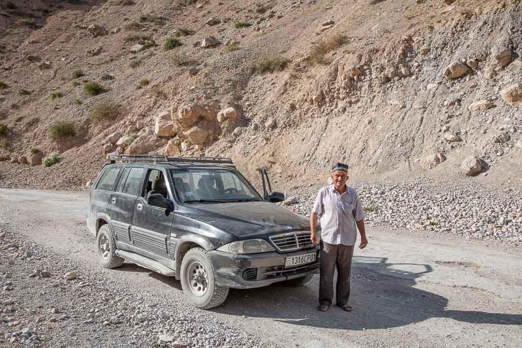 Marzich, Yagnob, Yagnob Valley, Tajikistan, Central Asia