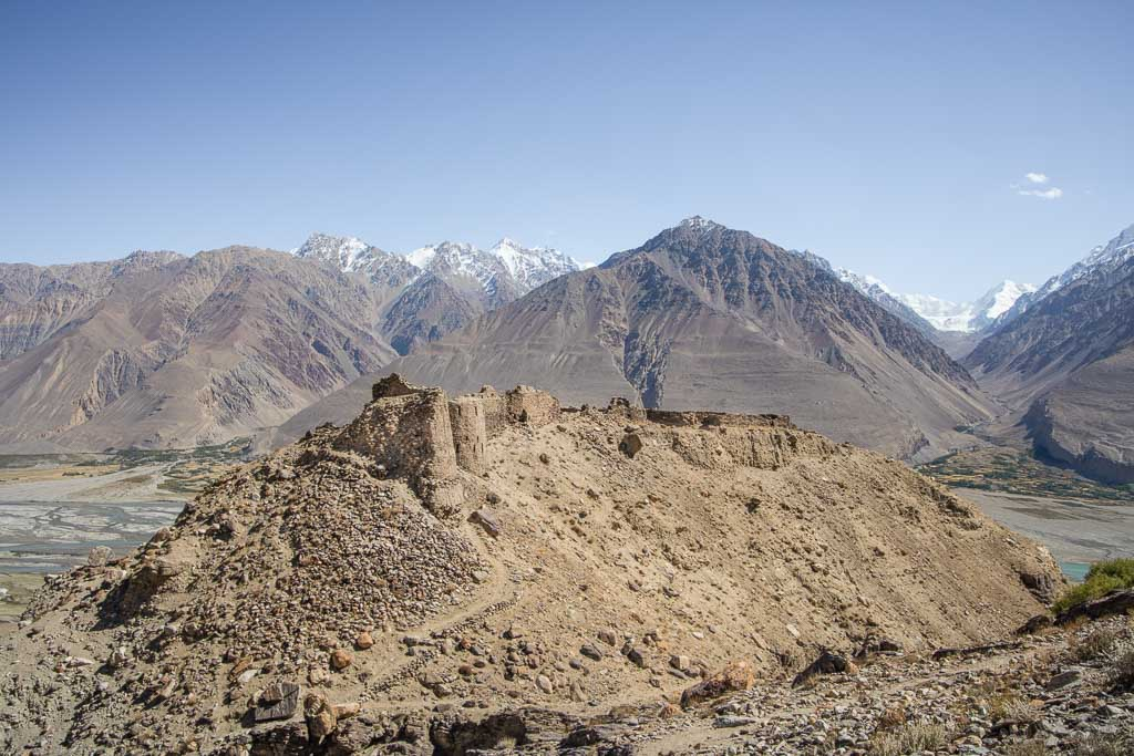 Wakhan, Tajik Wakhan, Wakhan Valley, Wakhan Tajikistan, Wakhan Valley Tajikistan, Tajikistan, Gorno Badakhshan Autonomous Oblast, Badakhshan, GBAO, Pamir, Yamchun, Yamchun fortress, Yamchun Tajikistan, Afghanistan, Hindu Kush, visit the Pamirs