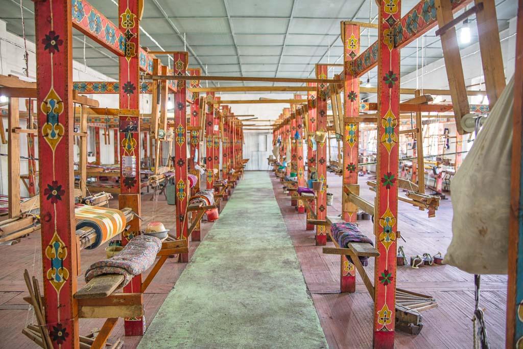 Uzbekistan, Central Asia, Yodgorlik, Yodgorlik Silk Factory, Margilan, Fergana, Fergana Valley, Uzbekistan travel guide