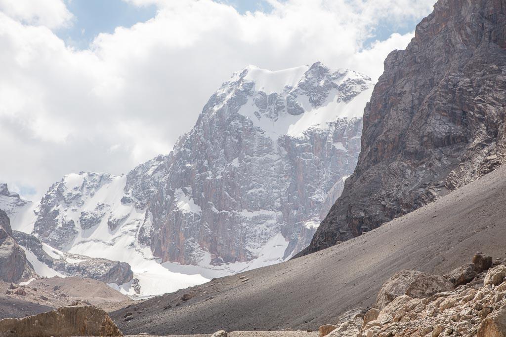 Zindon Valley, Chimtarga, Chimtarga Pass, Fann Mountains, Fanski Gory, Tajikistan