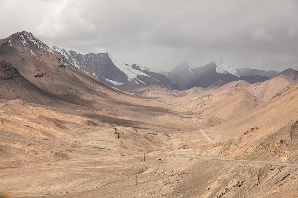Ak Baital, Ak Baital Pass, White Horse Pass, Tajikistan, Eastern Pamir
