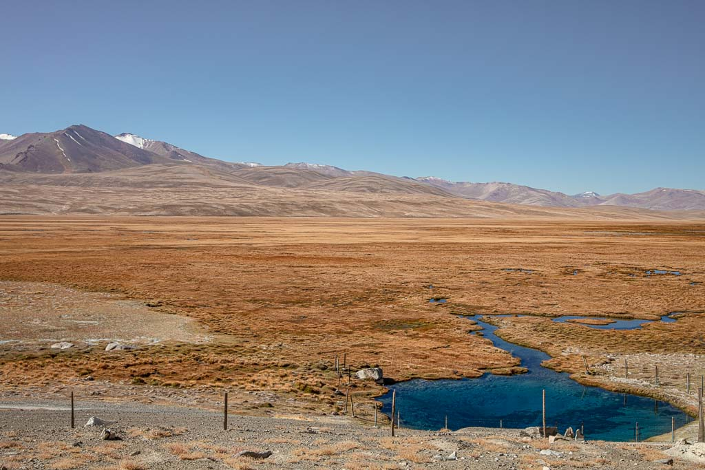 Ak Balyk, Ak Balyk Pond, Ak Balyk Spring, White Fish Spring, Pamir, Pamirs, Pamir Highway, Eastern Pamir, Tajikistan