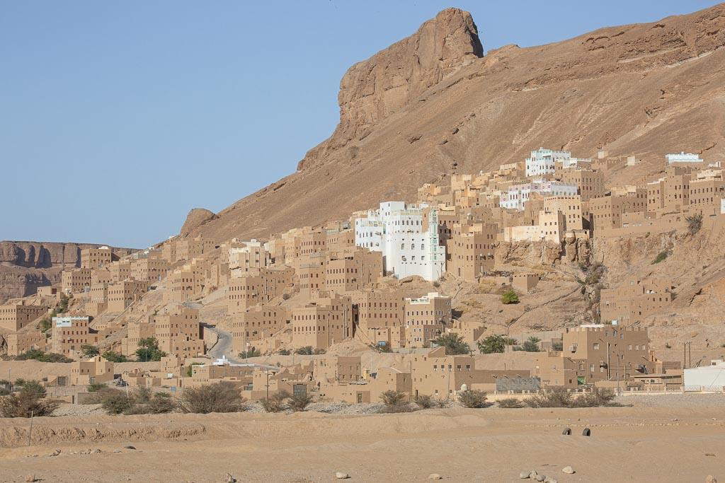 Al Hajarayn, Wadi Hadhramaut, Hadhramaut, Yemen