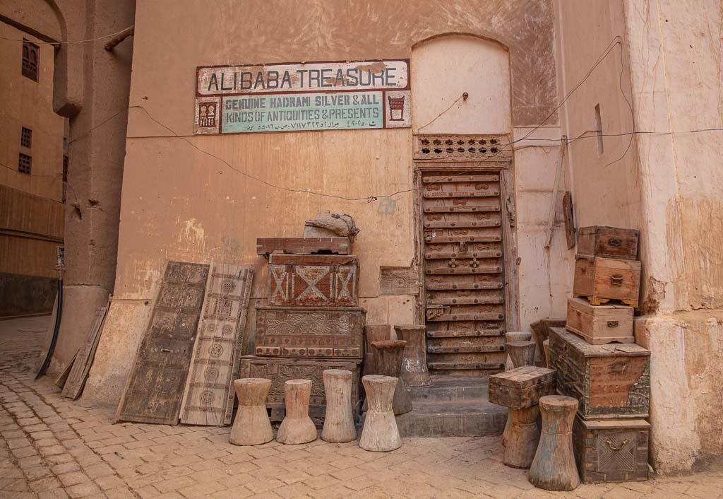 Ali Baba Treasure, Ali Bab Treasure Shibam, Shibam, Wadi Hadhramaut, Hadhramaut, Yemen