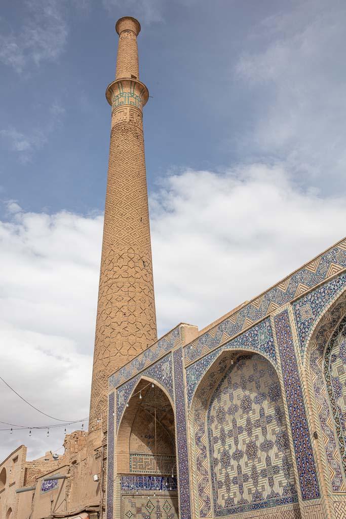Ali Mosque, Ali Minaret, Ali Minaret Esfahan, Esfahan, Isfahan, Persia, Iran