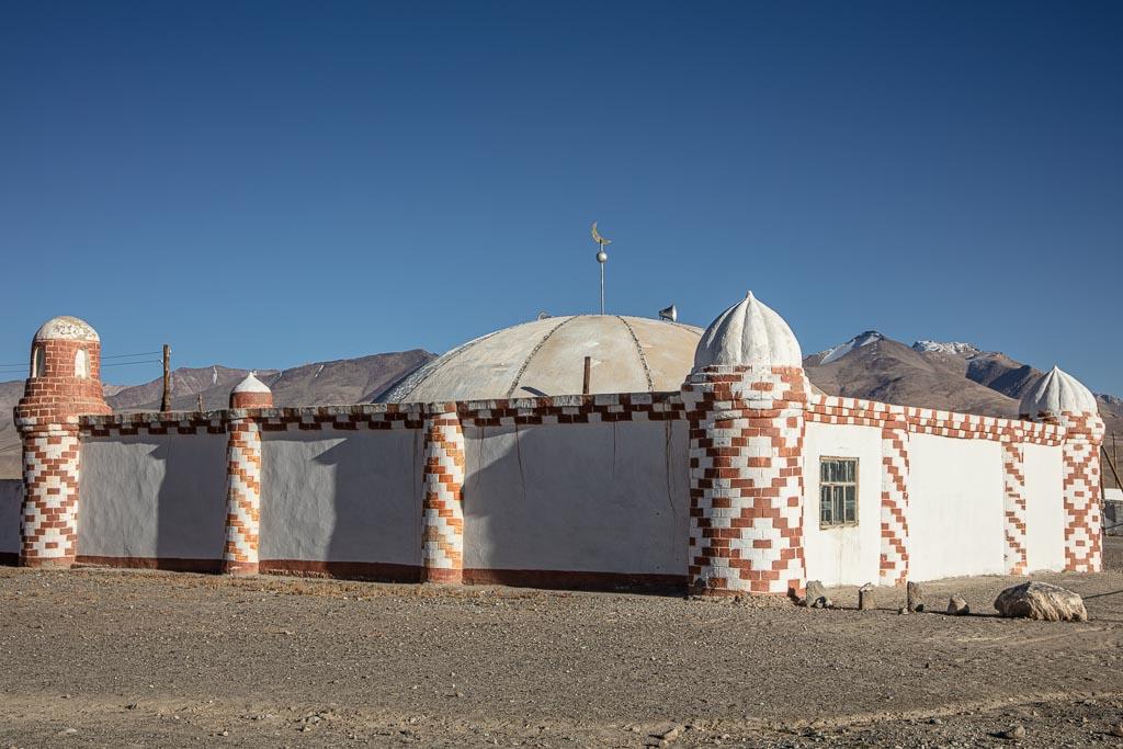 Alichur Mosque, Mosque, Alichur, Pamir, Pamirs, Pamir Highway, Eastern Pamir, Tajikistan