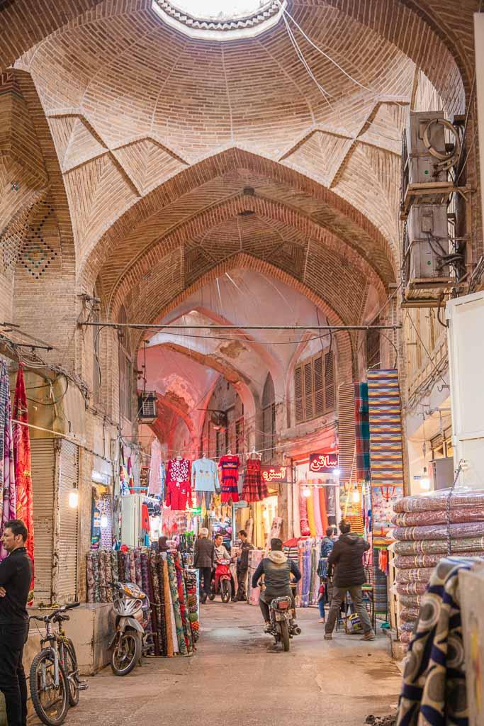 Caravanserai, Caravanserai Bazar e Bozorg, Bazar e Bozorg, Bazar e Bozorg Esfahan, Esfahan, Isfahan, Persia, Iran