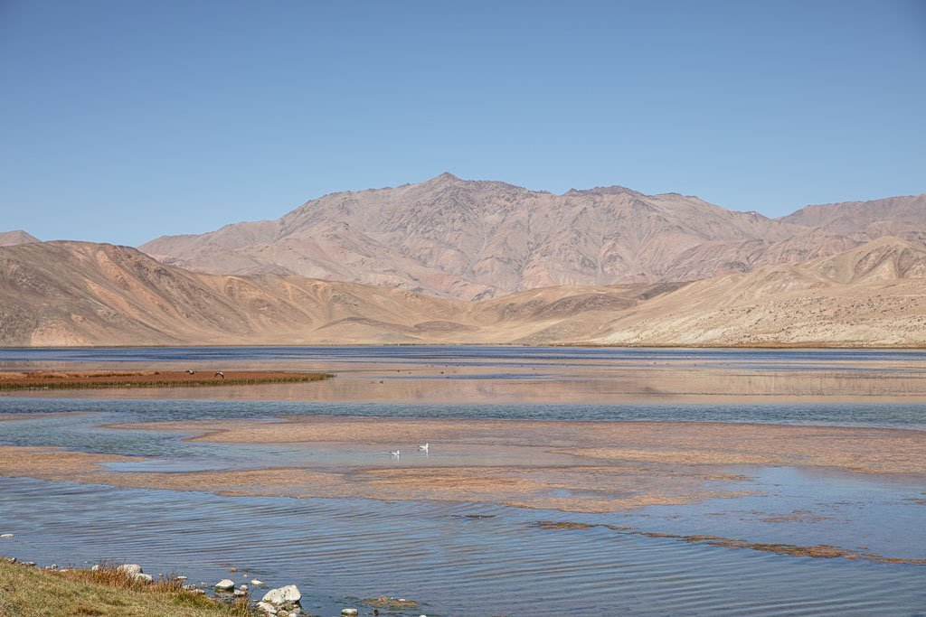 Bulunkul, Pamir, Pamirs, Pamir Highway, Eastern Pamir, Tajikistan