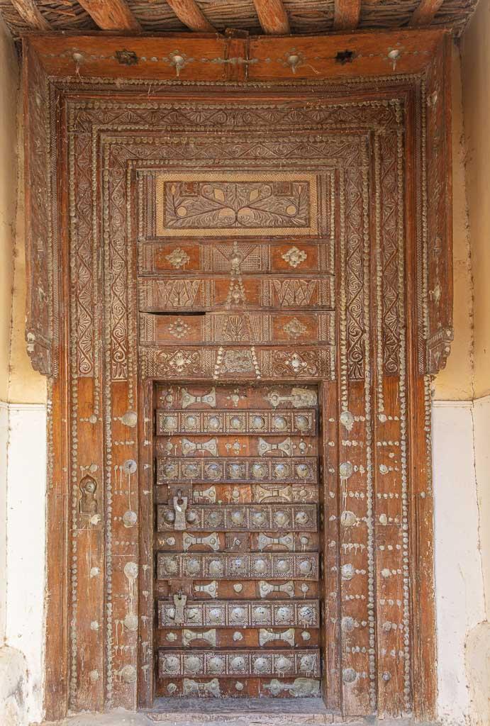 Wadi Doan, Wadi Hadhramaut, Hadhramaut, Yemen, Buqshan, Buqshan Palace