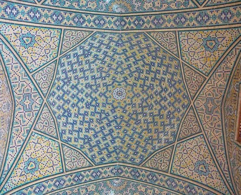 Chahar Bagh Madrasa, Esfahan, Isfahan, Persia, Iran