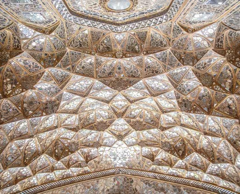 Chehel Sotun, Kakh e Chehel Sotun, Chehel Sotun Palace, Chehel Sotun Garden, Bagh e Chehel Sotun, Esfahan, Isfahan, Persia, Iran