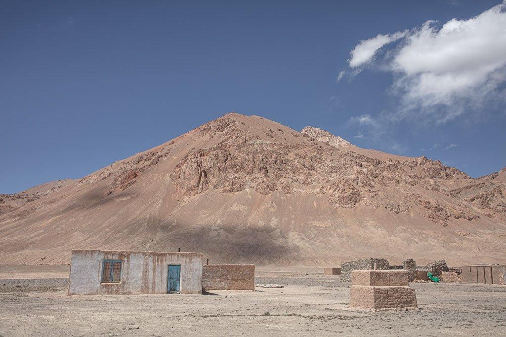 Cheshtebe, Tajikistan, Eastern Pamir