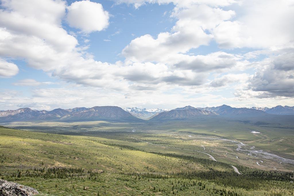 Savage River, Denali, Denali National Park, Alaska, Denali Park Road