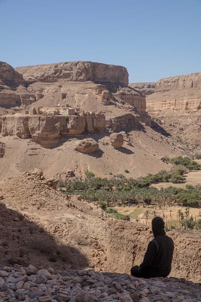 Wadi Doan, Wadi Hadhramaut, Hadhramaut, Yemen