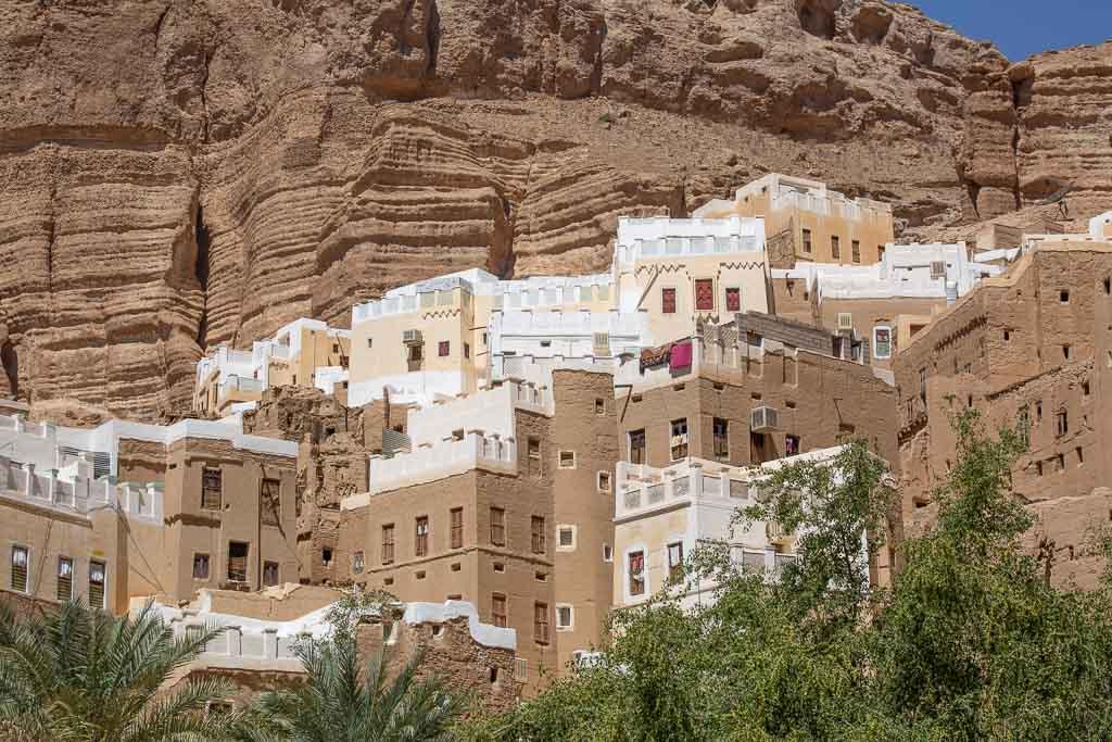 Wadi Doan, Wadi Hadhramaut, Hadhramaut, Yemen, Hufah